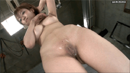 Tokyo Hot gedo0076 Powerful sexual torture method