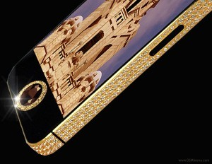 iphone5 ouro