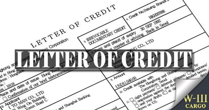 Letter Of Credit Lc Dalam Perdagangan Internasional