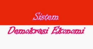 Penerapan Sistem Perekonimian Indonesia | Jasa Ekspedisi