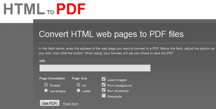 pdf to form converter free