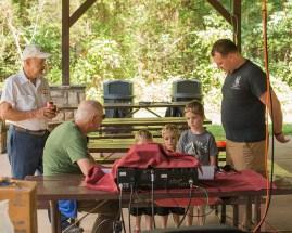 The future ham radio operators of America