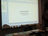SDR Presentation