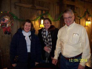Wayne and family