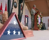 US Forces Observe Memorial Day in Kuwait