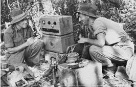 WWII Aussie Coastwatchers in the Solomon Islands