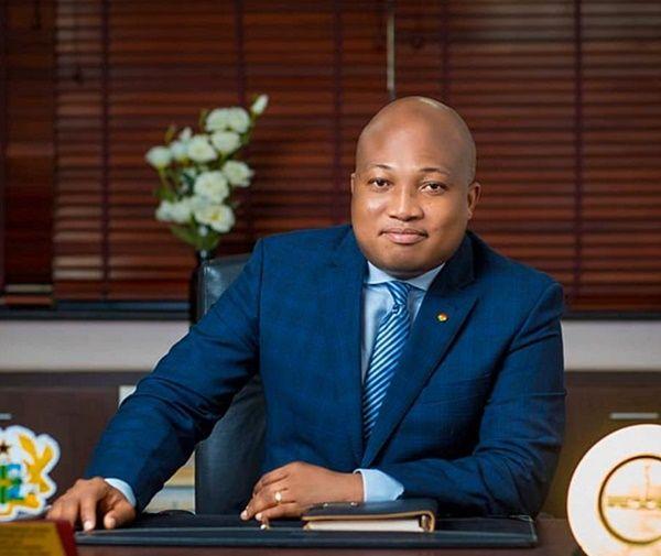 Okudzeto Ablakwa to take COVID 19 vaccine jab publicly
