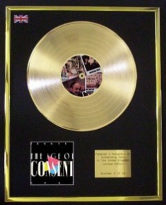 Bronski Beat - Age Of Concent Fake Award