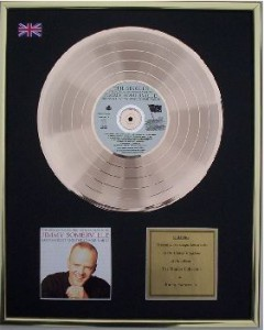 Jimmy Somerville - The Singles Collection - Fake Award