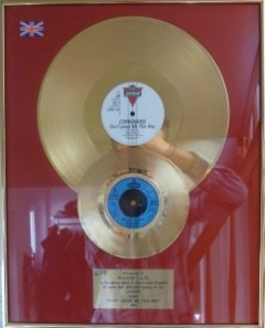 Jimmy Somerville Gold Award The Communards Dont Leave Me This Way