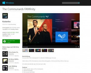 The Communards App