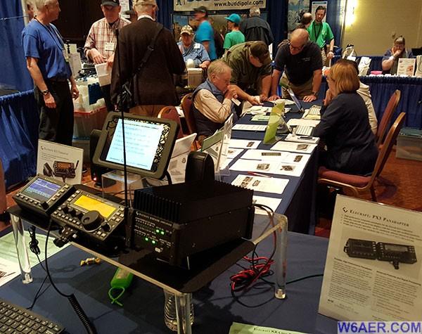 Pacificon Ham Radio Convention Northern California 2015