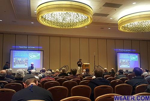 Pacificon Ham Radio Convention Northern California 2016