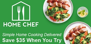 Home Chef Advertising