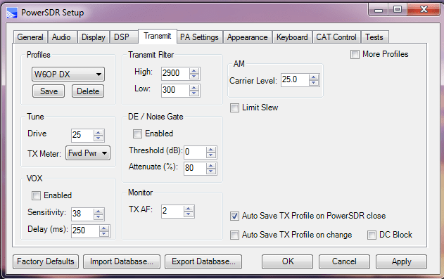 PSDR_Transmit_W6OP_DX