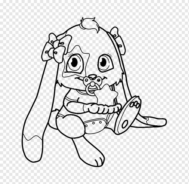Hund Schnuffelienchen Kaninchen Schnuffel Hase, Kaninchen Baby