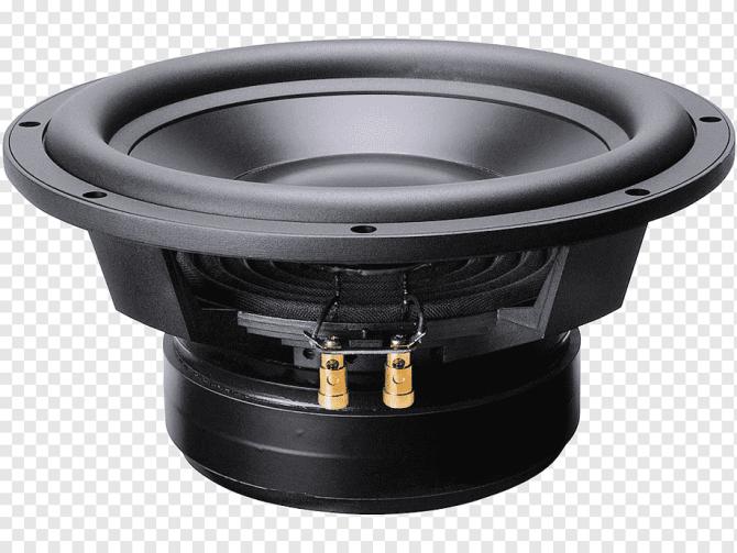 subwoofer sound loudspeaker voice coil wiring diagram