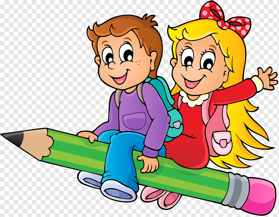 Pencil Drawing School Kids Child Pencil Hand Png Pngwing