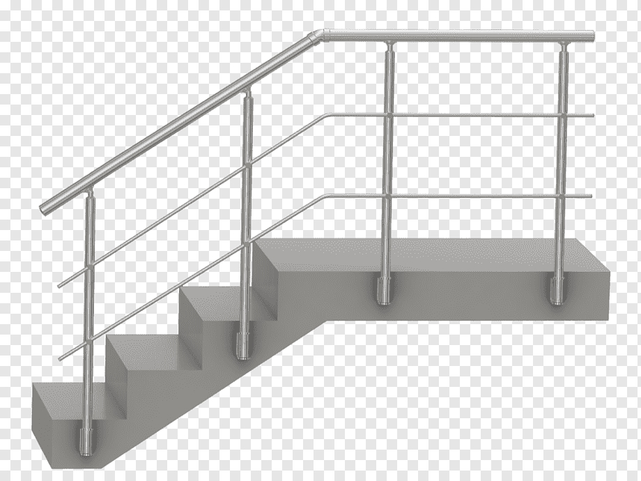 Handrail Aluminium Guard Rail Stairs Steel Stairs Angle   Aluminium Handrails For Stairs   Outdoor   Plastic   Movable   Aluminum Oval Shaped   Vertical 6Mm Ss Rope Glass