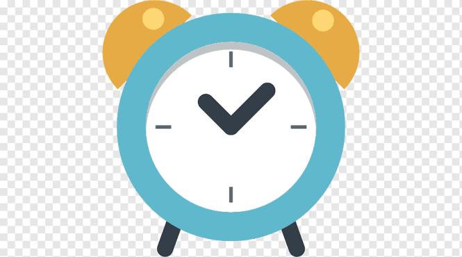 Alarm Clock Scalable Graphics Icon