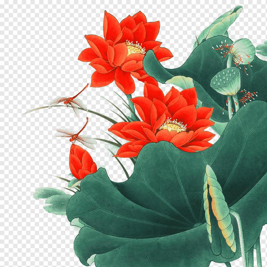 Wandbild Mohnblumen Blumen Malerei Original Gemalde Blumenbild