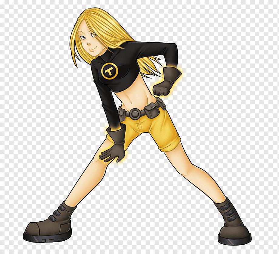 Bumblebee Robin Beast Boy Terra Teen Titans Teen Titan Dc Comics Fictional Character Beast Boy Png Pngwing
