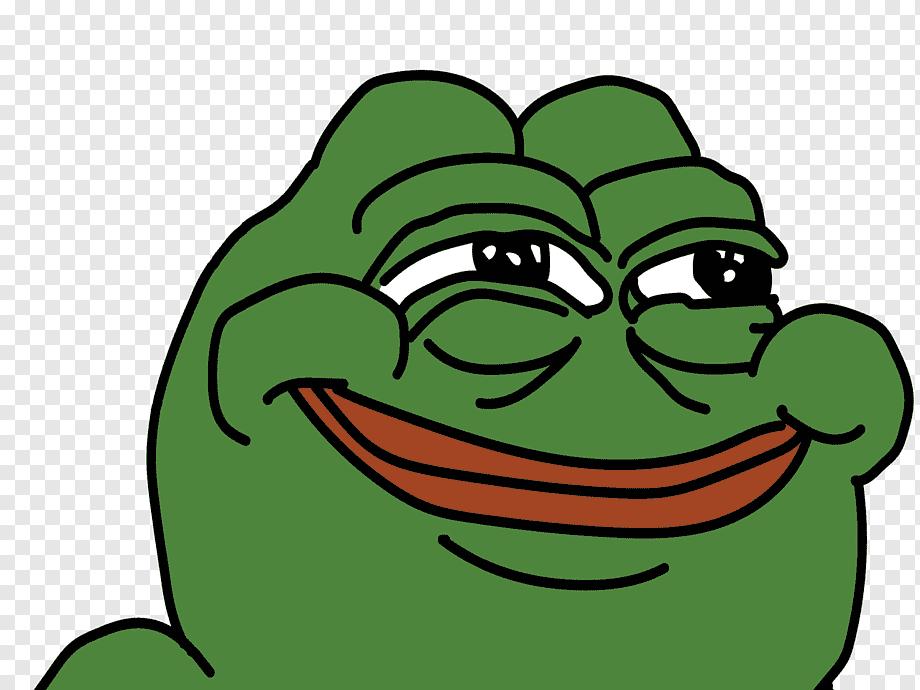 Pepe The Frog Happiness Internet Meme Meme Love Face Leaf Png