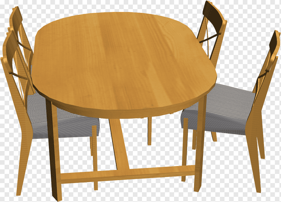 Table Chair Ikea Furniture Poang Table Kitchen Furniture Stool Png Pngwing