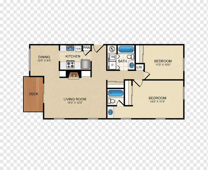 Floor Plan Carriage House