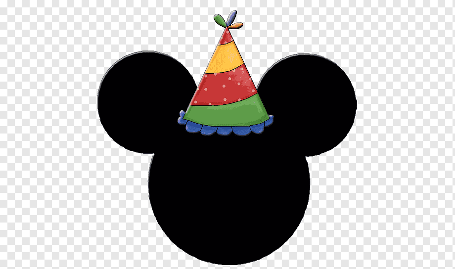 Mickey Mouse Minnie Mouse Party Hat Mickey Mouse Birthday Hat Heroes Christmas Decoration Png Pngwing