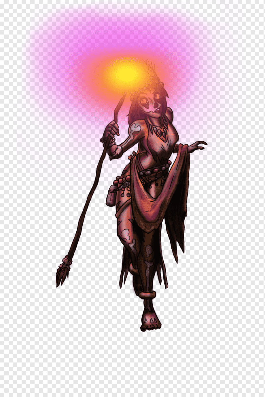 Witch Doctor Png Images Pngwing