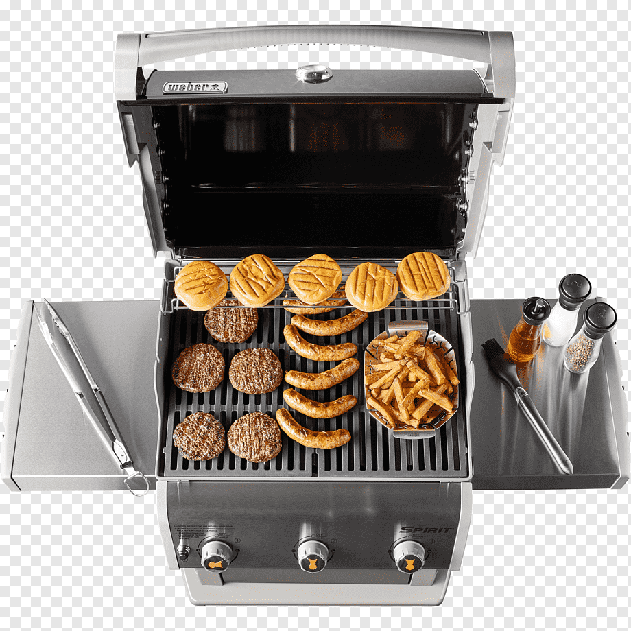 Barbecue Weber Spirit E 310 Weber 46110001 Spirit E210 Liquid Propane Gas Grill Weber Spirit Ii E 310 Weber Spirit E 210 Classic Barbecue Barbecue Kitchen Appliance Small Appliance Png Pngwing