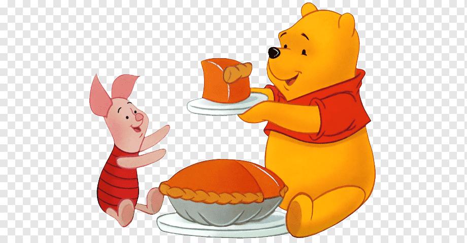 Kelinci Piglet Winnie The Pooh Eeyore Gopher Winnie The Pooh Makanan Karnivora Jeruk Png Pngwing