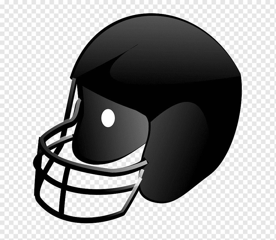 Nfl Football Helmet American Football How To Draw A Football Helmet Monochrome Sports Equipment Motorcycle Helmet Png Pngwing