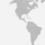 South America Blank Map Latin America North America North America Monochrome Wikimedia Commons Map Png Pngwing