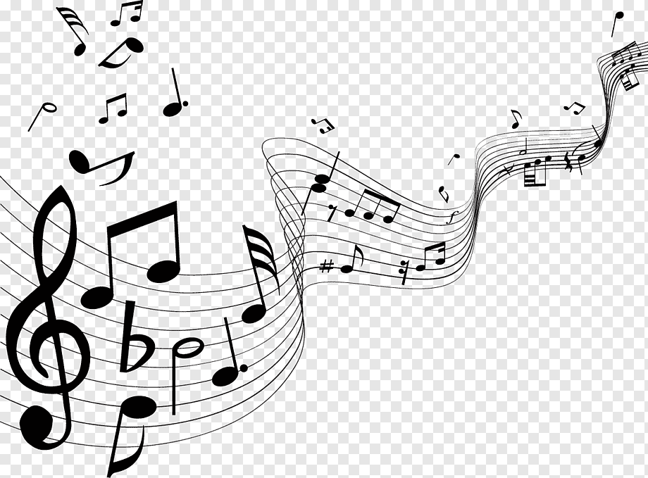 Creative Musical Symbol Movement Pictures Music Note Png Pngwing