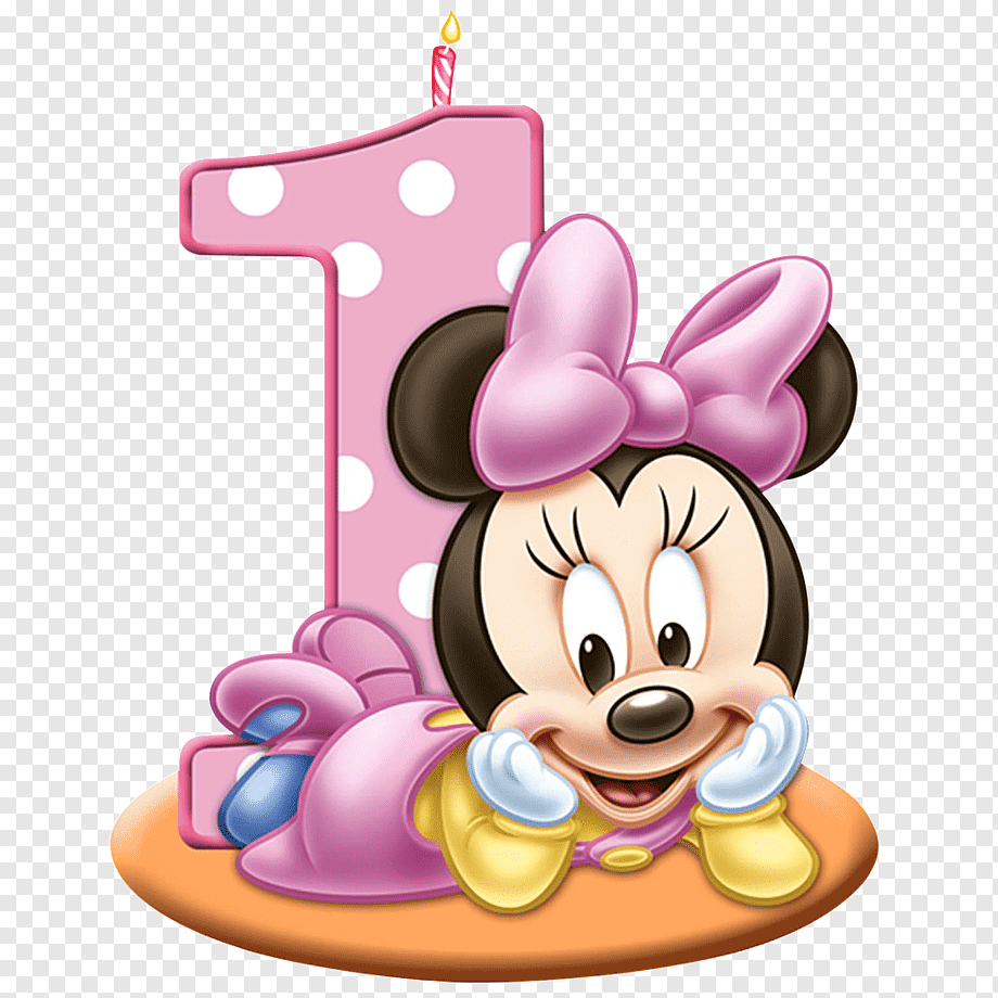 Minnie Mouse Birthday Cake Illustration Minnie Mouse Birthday Cake Greeting Note Cards 1st Wish Child Food Png Pngwing