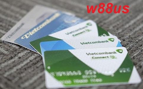 Các ngân hàng nên dùng để cá cược tại W88