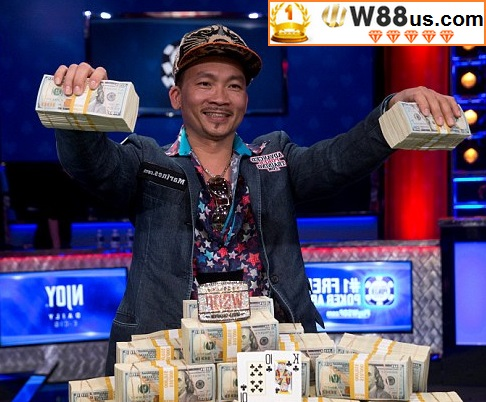 Kinh nghiệm chơi Poker Online tại W88