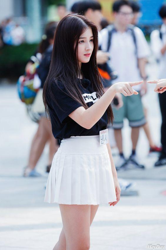 Gái xinh Hàn Quốc Nancy