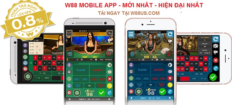 w88 mobile app - link vao w88 mobile