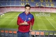 160 triệu euro là giá trị của Coutinho