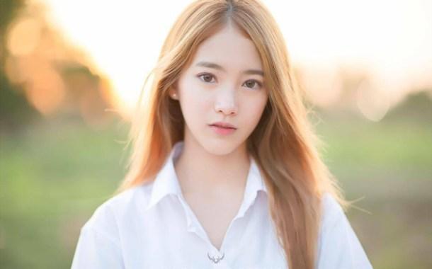 Chết mê vẻ đẹp trong trẻo của nàng hot girl học sinh Pimploy Chitranapawong