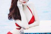Ngô Huyền Trang diện bikini đốn gục mọi ánh nhìn