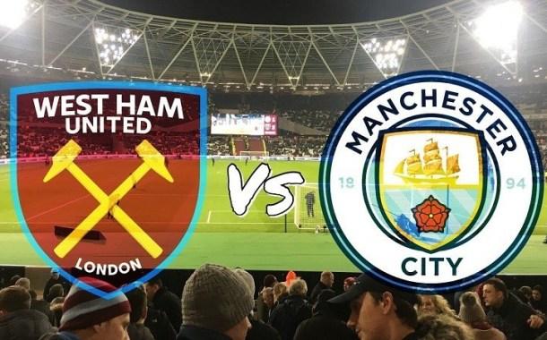 Nhận định trận đấu Manchester City - West Ham 23h30' 09/02/2020
