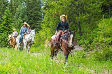 Bar W Guest Ranch - Montana Dude Ranch Vacations