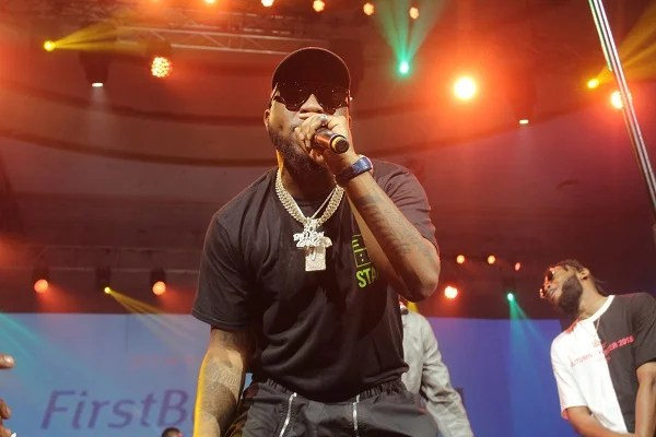 DOWNLOAD: Davido connects with Popcaan for