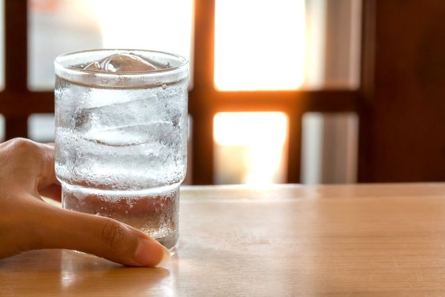 Five ways drinking cold water can affect your health