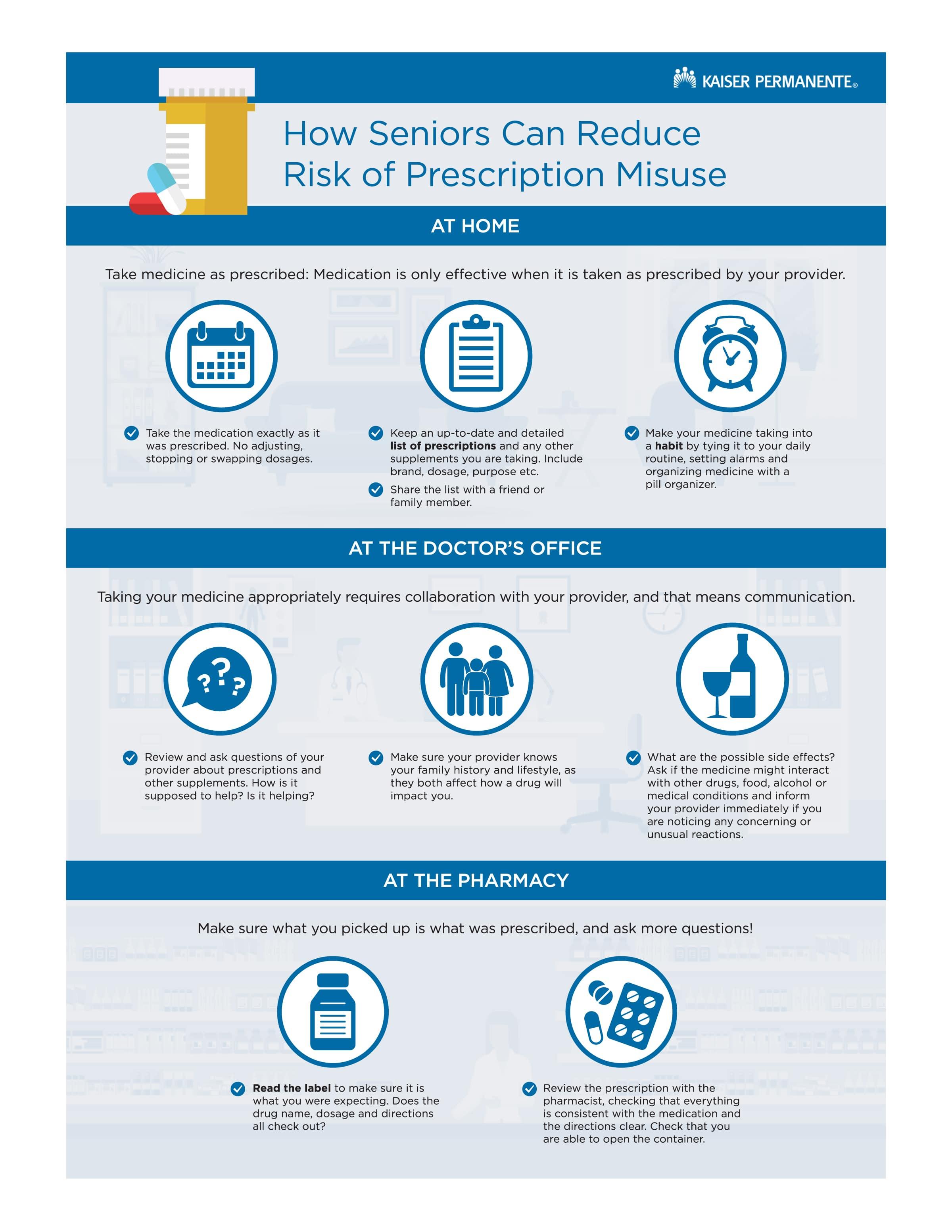 8 Key Tips For Managing Multiple Medications