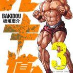 【バキ道】3巻を無料の漫画村(の代わり)で読める?rar,zip,pdfでは?